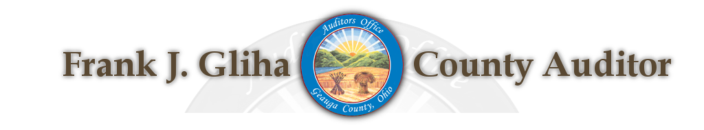 Geauga County Auditor's Office